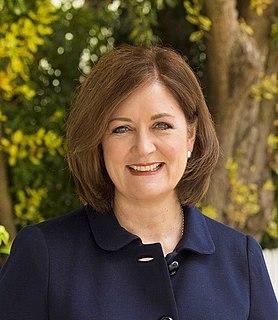 Sarah Henderson Australian politician and journalist