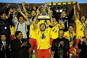 Seongnam FC - Seongnam Ilhwa Chunma won the AFC Champions League in 2010