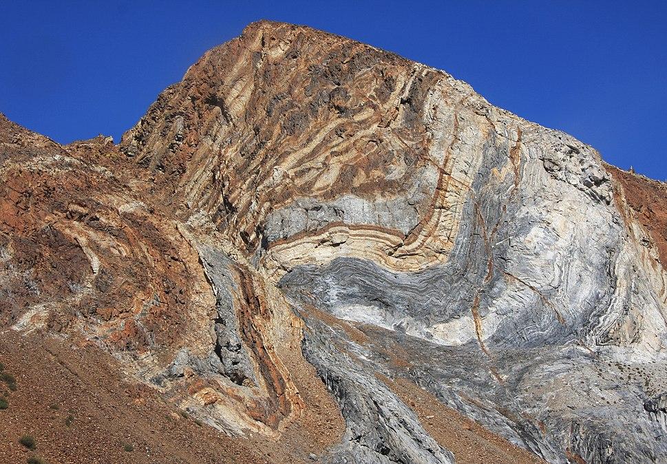 Sevehah Cliff
