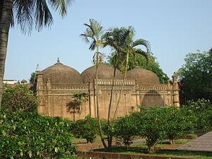 Shahbaz Khan Mosque