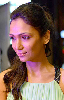 Shamita Singha at the launch of Spanish women's brand 'Vinegar' in Hyderabad.jpg