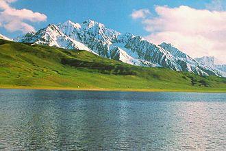 Shandur Pass - Shandoor Lake