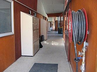 Shearwater, The Mullumbimby Steiner School - Image: Shearwater Art Walkway 2