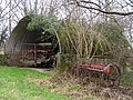 Shed with Farm Implements - geograph.org.uk - 724316.jpg