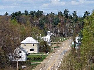 Sheenboro Municipality in Quebec, Canada