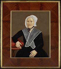 Portrait of Harriet Brown