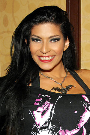Shelly Martinez - Martinez in October 2011