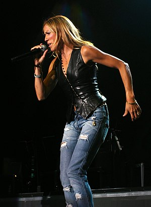 Grammy Award for Best Rock Album - Two-time award winner Sheryl Crow