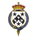 Shield of Arms of Arthur Balfour, 1st Earl of Balfour, KG, OM, PC, FRS, FBA, DL.png