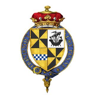 Gavin Campbell, 1st Marquess of Breadalbane British politician