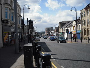 Byker - Image: Shields Road Byker