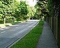 Shirley Church Road, Upper Shirley - geograph.org.uk - 1922851.jpg