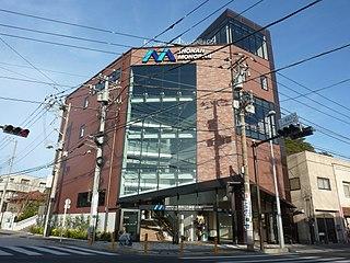 Shōnan-Enoshima Station Monorail station in Fujisawa, Kanagawa Prefecture, Japan