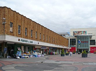 John Frost Square - John Frost Square (2009), looking south