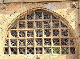 Sidi Saiyyed Mosque - Image: Sidi Saiyyed Ni Jali