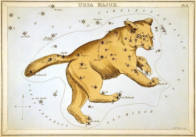 Sidney Hall - Urania%27s Mirror - Ursa Major.jpg