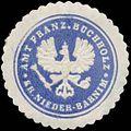 Siegelmarke Amt Französisch Buchholz Kreis Nieder-Barnim W0345472.jpg