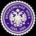 Siegelmarke Braugemeinde Brüx W0227693.jpg