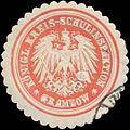 Siegelmarke Königl. Kreis-Schulinspektion Gramzow W0342550.jpg