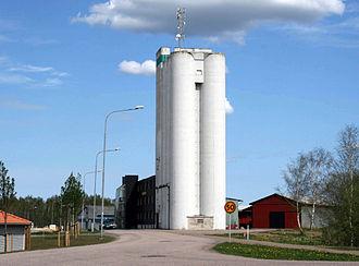 Laholm Municipality - Image: Silolaholm