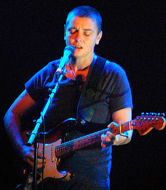 "Sinéad O'Connor - O'Connor at ""The Music In My Head"" on 13 June 2008 in The Hague"