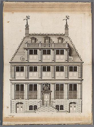 Joan Huydecoper van Maarsseveen (1599–1661) - The mansion of Johan Huydecoper van Maarsseveen, at Singel 539