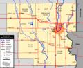 Sioux Falls Metropolitan Area map 1.png