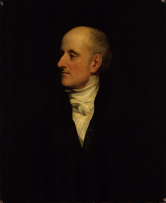 Francis Burdett - by Thomas Phillips