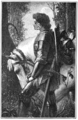 Sir Galahad by Watts, engraved by Peckwell.png