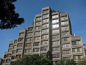 The Rocks, Sydney - SIRIUS apartments, a residential public housing development