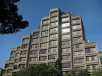 The Rocks, Sydney - SIRIUS apartments, a residential public housing development
