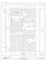 Site Plan - Shoreland Arcade, 120 Northeast First Street, Miami, Miami-Dade County, FL HABS FL-573 (sheet 2 of 10).png