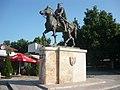Skanderbeg Monument in Skopje.JPG