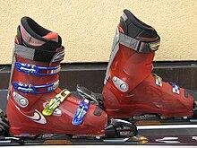 Ski boot Wikipedia
