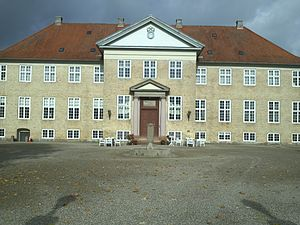 Festen - Skjoldenæsholm Castle was the filming location of Festen.