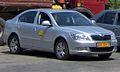 Skoda Octavia taxicab in Albania (AA 538T).jpg