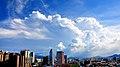 Skyline of Banqiao, New Taipei, Taiwan in 2010.jpg