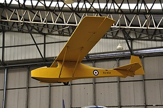 Slingsby Kirby Cadet - Image: Slingsby Cadet at Yorkshire Air Museum (8344)