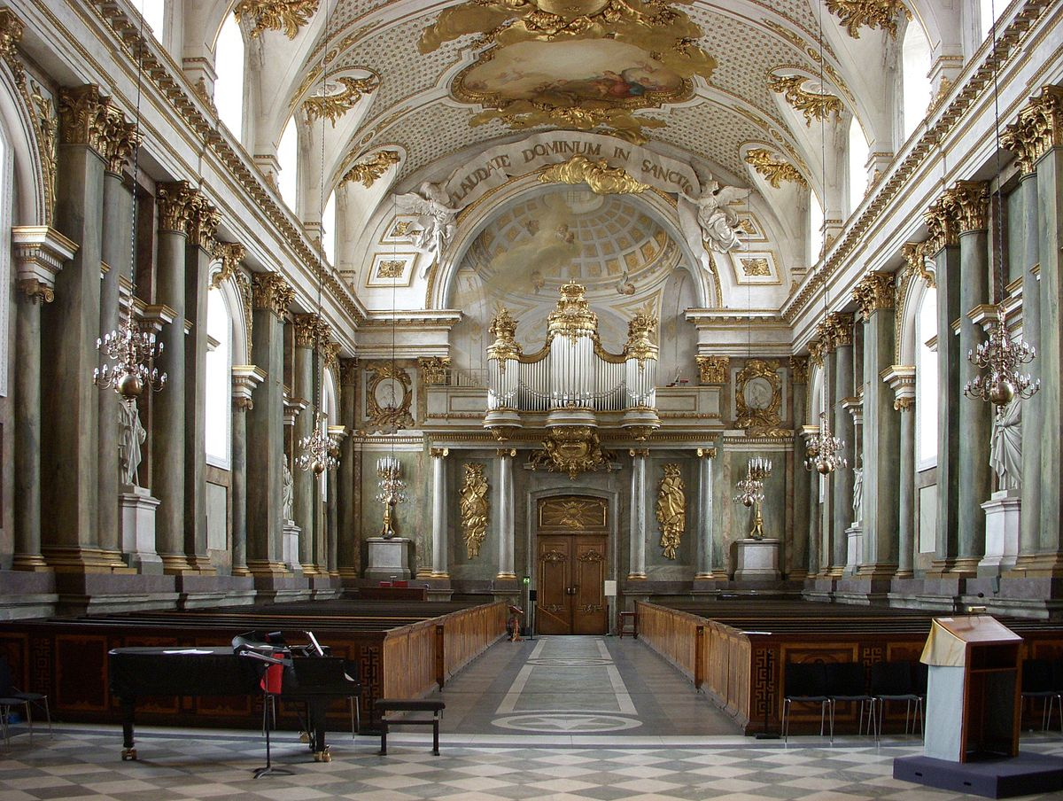Royal Chapel (Sweden) - Wikipedia