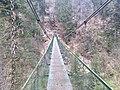Slovensky Raj-Slovak Paradise - most nad Hornadom - a bridge over Hornad river - panoramio.jpg