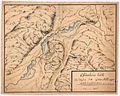 Smålenenes amt nr 47- Situations Carte der Wassern und Gebirge Anklangen, 1750.jpg