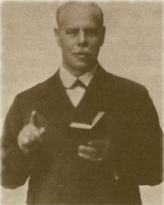Smith Wigglesworth - Image: Smith Wigglesworth preaching