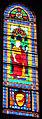 Smn, navata, vetrata con stemma 01.JPG