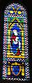 Smn, navata, vetrata con stemma mazzinghi.JPG