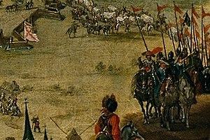 Francisco Elías de Tejada y Spínola - Siege of Breda by Pieter Snayers