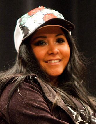 Snooki - Polizzi at James Madison University, 2010