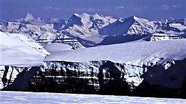 Snow Dome, Forbes, Lyells, ecc. Dal Monte.  Kitchener.jpg