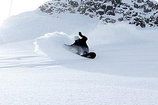 Snowboard Winter sport equipment