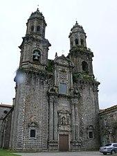 Sobrado Abbey - Sobrado Abbey church