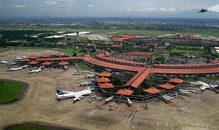 Bandar Udara Internasional Soekarno–Hatta